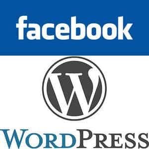 Facebook & WordPress