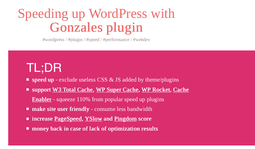 Tools To Help You Speed Up Your WordPress Website