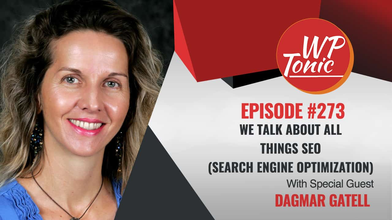 Dagmar Gatell We Talk About All Things SEO (Search Engine Optimization)