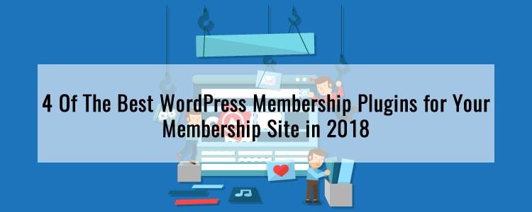 WordPress Membership Plugins Graphic