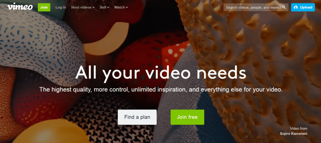 Vimeo offers compelling video hosting options for WordPress users