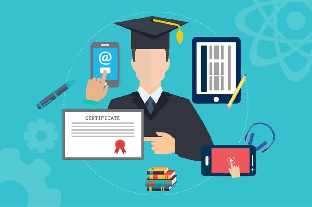 Online Courses as Digital Products