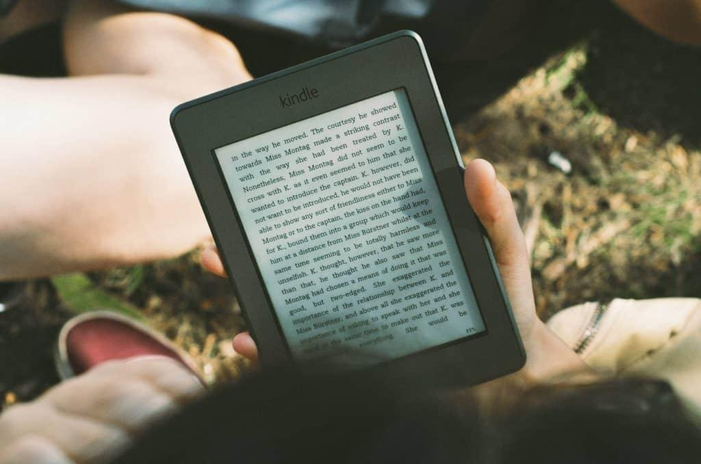 E-book digital product