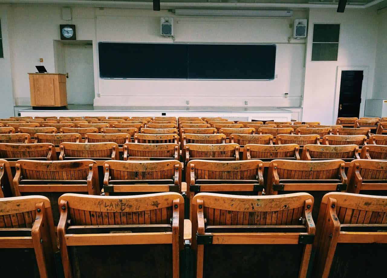 Educators and administrators in the higher education