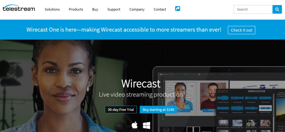 : Wirecast