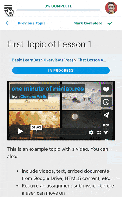 LearnDash 3.0 Review 2019