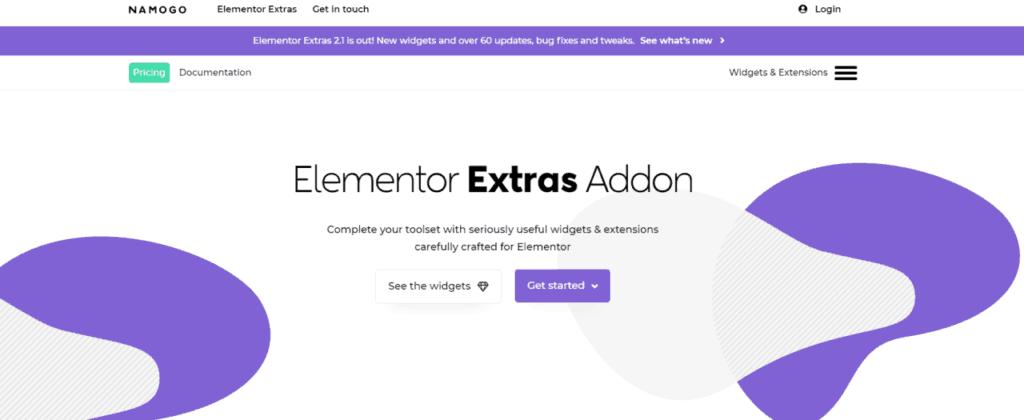 Elementor Extras Addon
