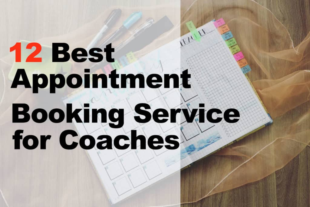 Best Appointment Scheduling Software for Coaches