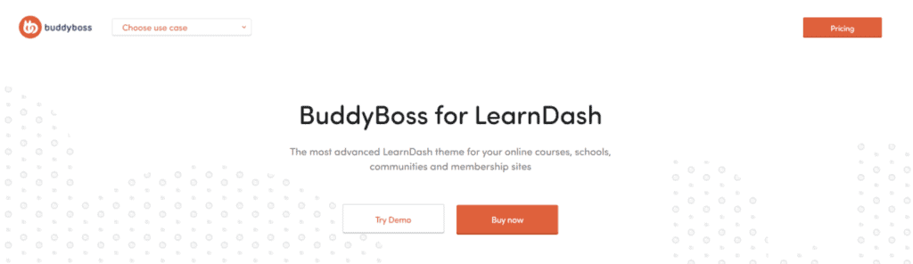 BuddyBoss for LearnDash is a white-label open source theme