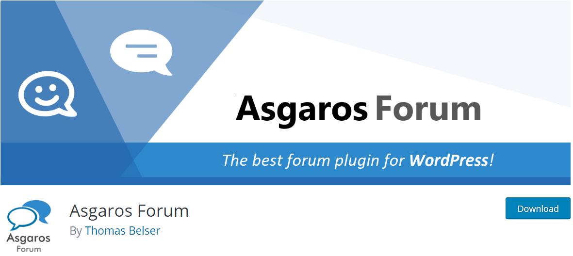 The Asgaros Forum
