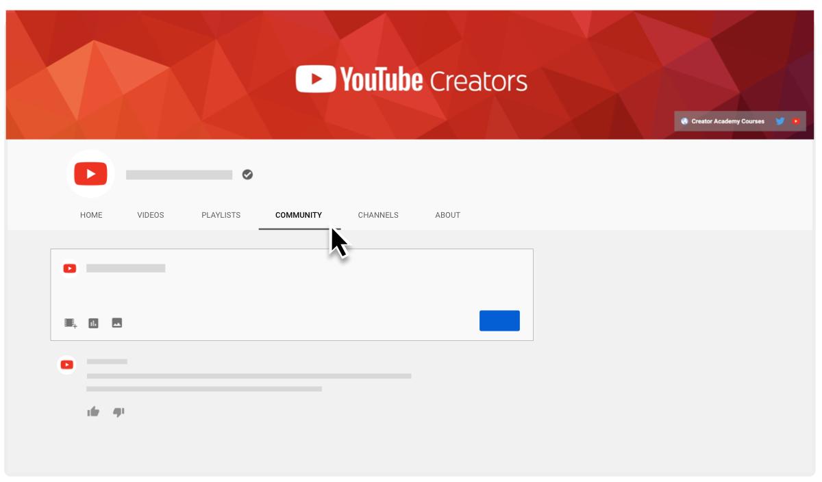 YouTube Creator Academy